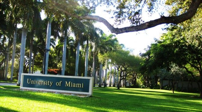 university of miami essay prompt