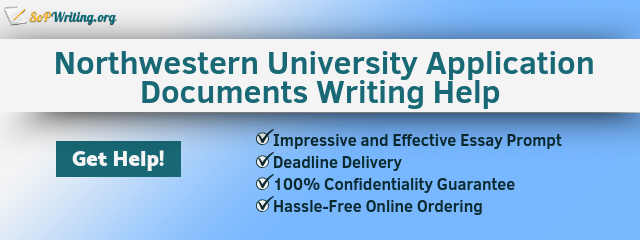 northwestern university personal statement writing service