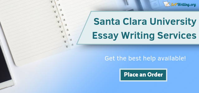 santa clara university essay prompt writing online