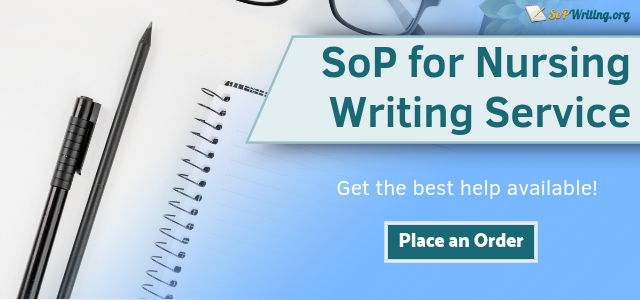 sop for nursing writing service