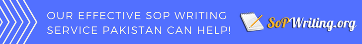 best sop writing service in pakistan