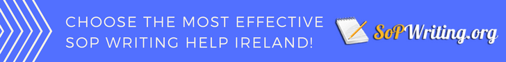 best sop writing services in ireland