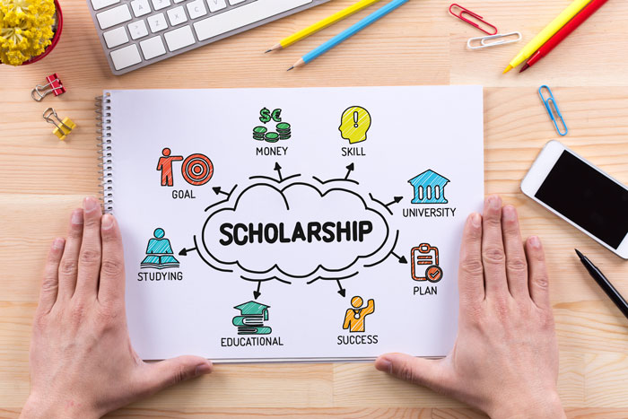 sop for scholarship for success