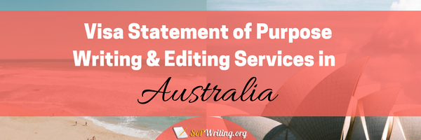 sop for student visa australia services