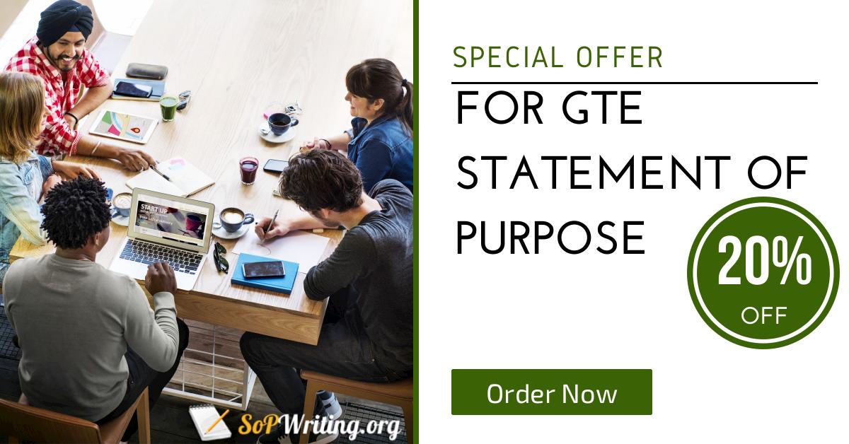 order gte statement