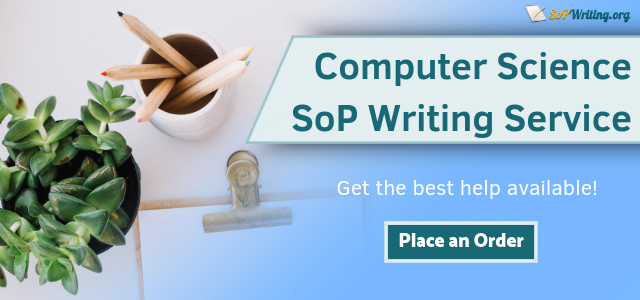 computer science statement of purpose writing service