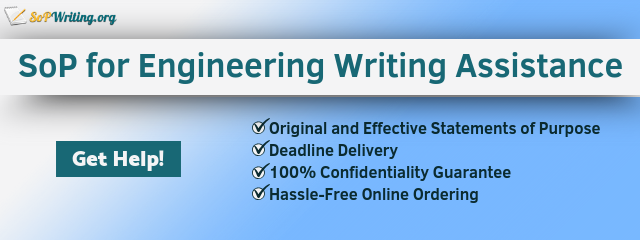 statement of purpose for engineering writing service
