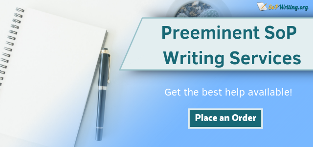 statement of purpose writing service